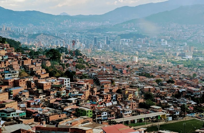 Medellin as a tourist