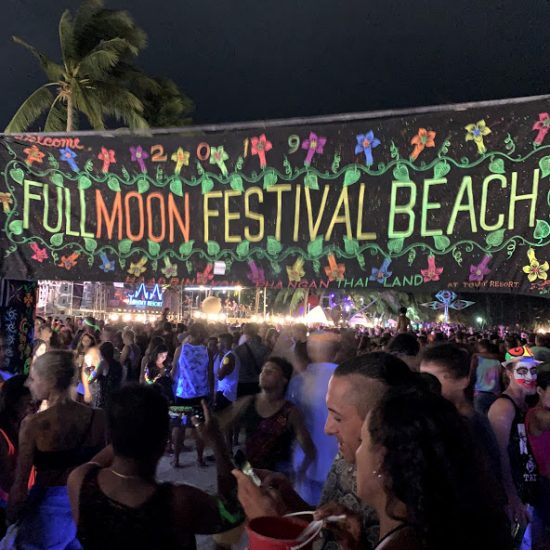Thailand Full Moon Party – A Complete Guide