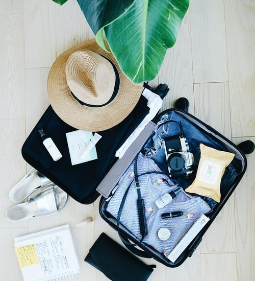 Top 5 Things I Packed to Travel the World For a Year
